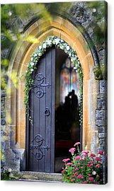 Pretty Portal  Acrylic Print