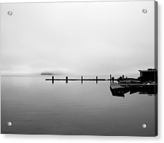 Priest Lake Morning Acrylic Print