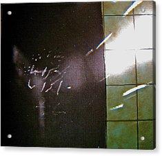 Prisma Foyer Refraction Acrylic Print by Cliff Spohn
