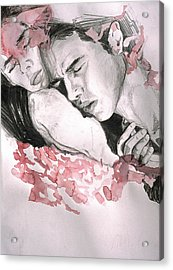 Prodigal Lover Acrylic Print by Rene Capone