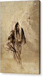 Prophet Of The Most High  Acrylic Print by Jean Moore