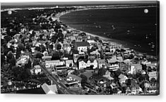 Provincetown Acrylic Print by Raymond Earley