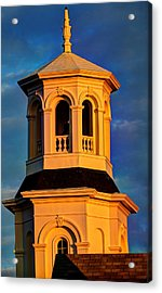 Provincetown Town Hall 2012 Acrylic Print