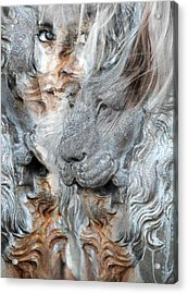 Psyche Acrylic Print