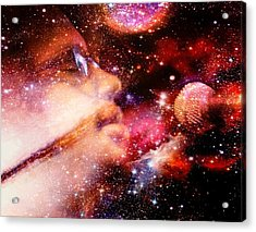 Psychedelic Soul 9 Acrylic Print