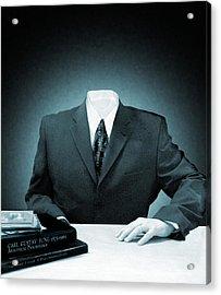 Psychological Identity Acrylic Print