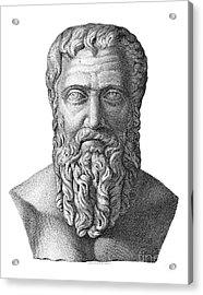 Publius Pertinax (126-193) Acrylic Print by Granger