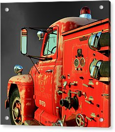 Pumper No. 2 - Retired Acrylic Print