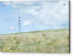 Pylon Acrylic Print