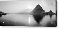 Pyramid Lake Acrylic Print