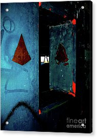 Acrylic Print featuring the photograph Pyramid Power by Newel Hunter