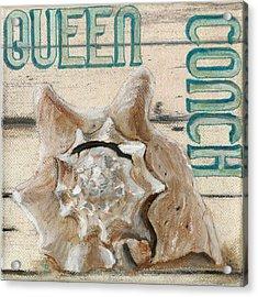 Queen Conch Acrylic Print