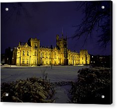 Queens University, Belfast, Ireland Acrylic Print by The Irish Image Collection