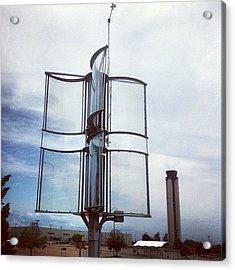 Radar Acrylic Print