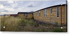 Raf Breighton O Club Acrylic Print by Jan W Faul