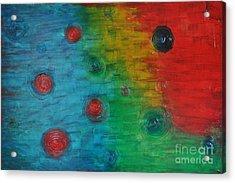 Rainbow Effects Acrylic Print