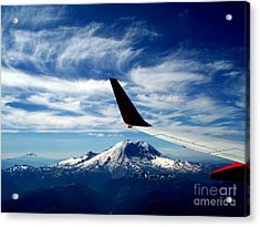 Rainier The Beautiful  3 Acrylic Print