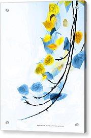 Rama Acrylic Print