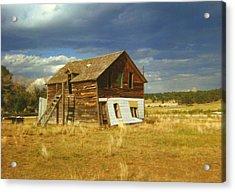 Ranch House Acrylic Print