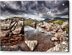 Rannoch Moor  Scotland Acrylic Print