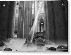 Rapture Acrylic Print by Keith Kapple