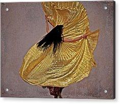 Raqs Sharqi Acrylic Print by Odd Jeppesen