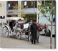 Ready For A Buggy Ride Acrylic Print