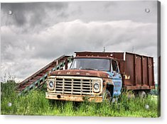 Ready For The Harvest Acrylic Print by JC Findley
