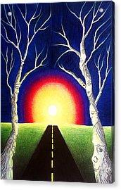 Recurring Dream Acrylic Print