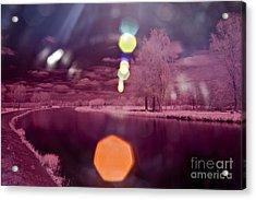 Recurring Light Acrylic Print