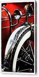 Red Ford Acrylic Print