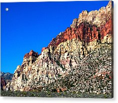 Red Rock Canyon 65 Acrylic Print by Randall Weidner