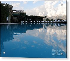 Acrylic Print featuring the photograph Reflection by Tanya  Searcy