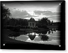 Acrylic Print featuring the photograph Reflections by Karen Harrison