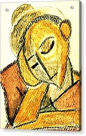 Repose By Pj Acrylic Print by Patricia Januszkiewicz