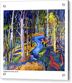 Resource  Acrylic Print
