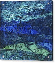 Rhapsody Of Colors 48 Acrylic Print by Elisabeth Witte