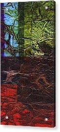 Rhapsody Of Colors 56 Acrylic Print