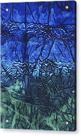 Rhapsody Of Colors 65 Acrylic Print by Elisabeth Witte
