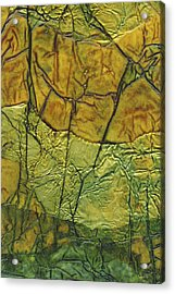 Rhapsody Of Colors 71 Acrylic Print by Elisabeth Witte