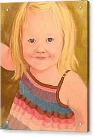 Riley Acrylic Print