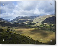 Acrylic Print featuring the photograph Ring Of Dingle by Hugh Smith