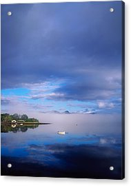 Ring Of Kerry, Dinish Island Kenmare Bay Acrylic Print by The Irish Image Collection