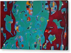 Rio De Los Suenos Acrylic Print