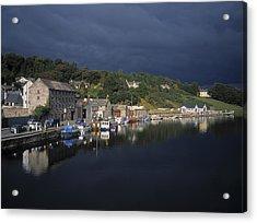 River Barrow, Graiguenamanagh, Co Acrylic Print by The Irish Image Collection