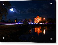 River Canard Acrylic Print by Cale Best