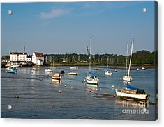 River Deben Estuary Acrylic Print
