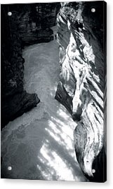 River Fall Part 2 Acrylic Print