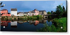 River Nore, Kilkenny, County Kilkenny Acrylic Print by The Irish Image Collection