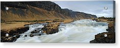 River Rapids Acrylic Print by Chris Madeley
